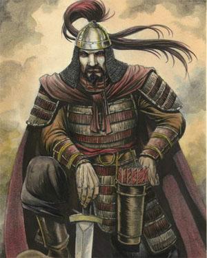 genghis-khan-green