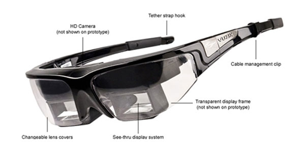 High tech glasses. (credit: http://luxedb.com/vuzix-star-1200-glasses-enjoy-fantasy-in-the-real-world/)