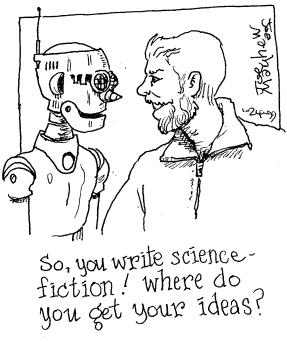 science fiction ideas