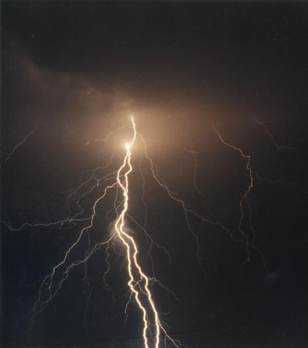 violent thunderstorm