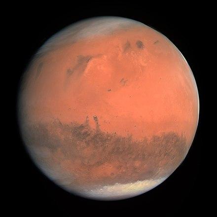Mars-ESA